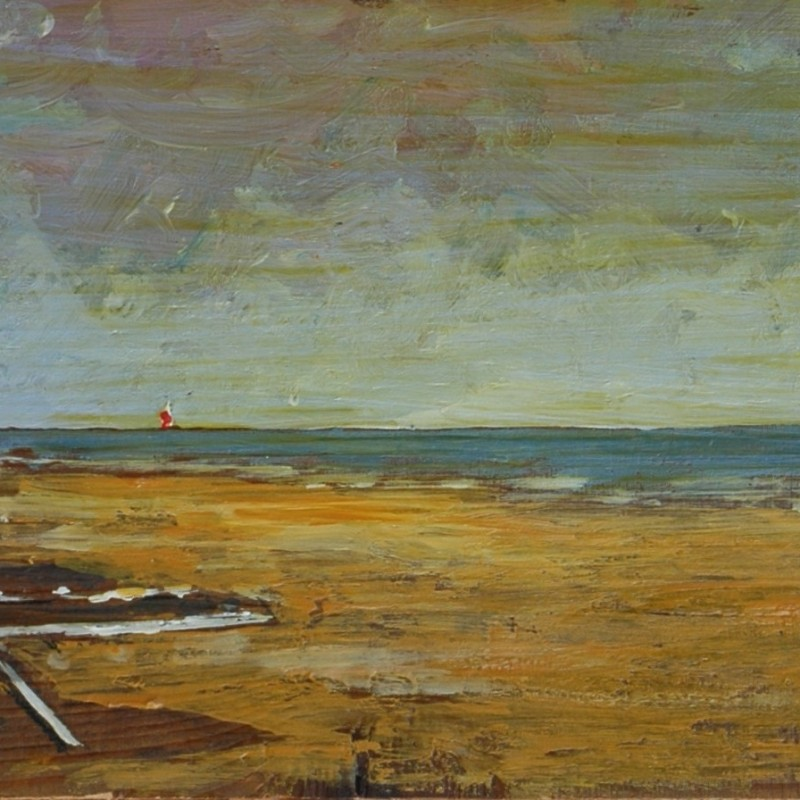 in riva al mare