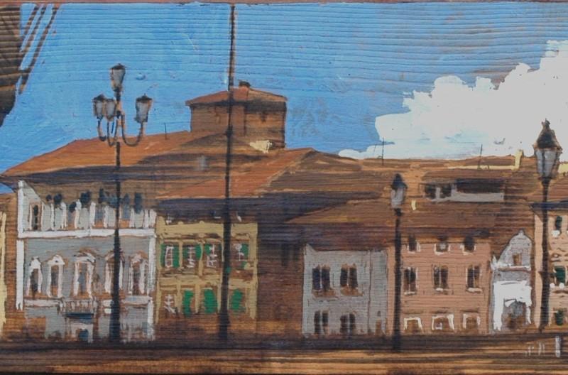 l'Arno di mezzo