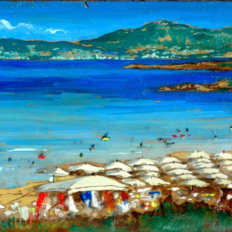 la spiaggia di Cugnana