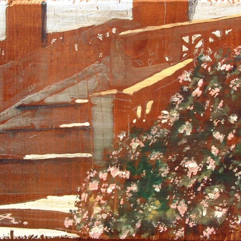 la tribunetta fiorita