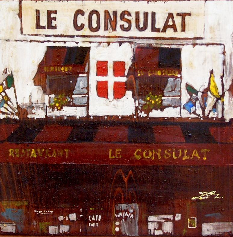 paris; le consulat