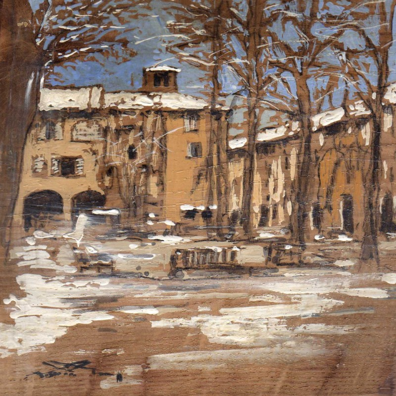 piazza fontanesi a reggio emilia