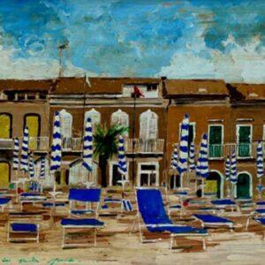 Il mare in santa pace - Massimo Lomi