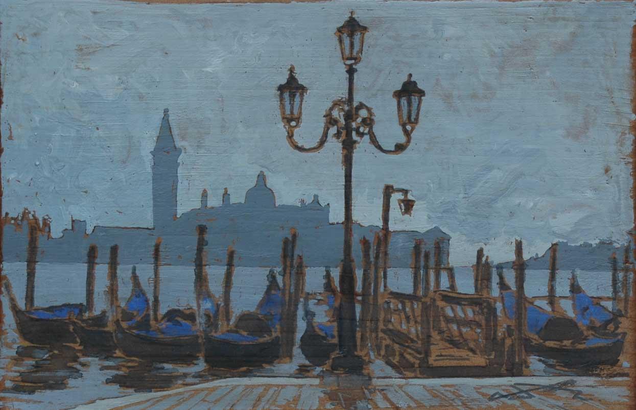Come è triste Venezia