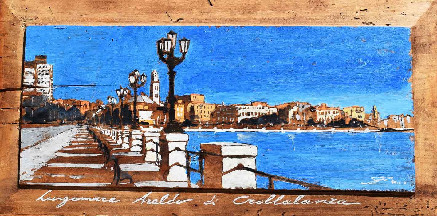 Lungomare Araldo di Crollalanza (Bari) | Lomi Massimo